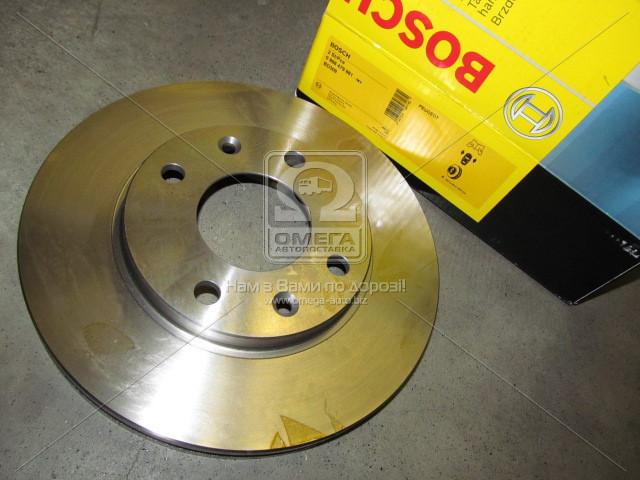 Тормозной диск передний (Производство Bosch) 0986479861 - АВТОЗАПЧАСТЬ в Мелитополе