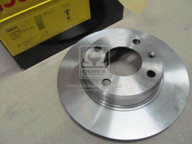Тормозной диск передний (Производство Bosch) 0986479913 - АВТОЗАПЧАСТЬ в Мелитополе