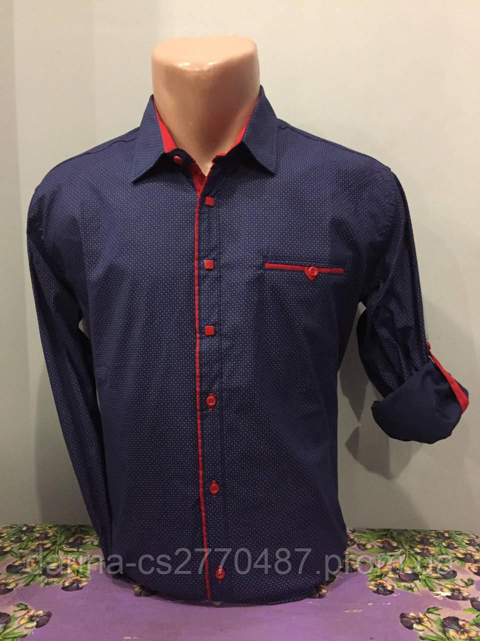 Стильная мужская рубашка XL