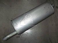 Глушитель МОСКВИЧ 2141 закатной (производство ТМК) (арт. 2141-1200010), ACHZX