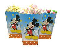"""Коробочки для сладостей 5 шт/упаковка. """"Микки Маус"""""""