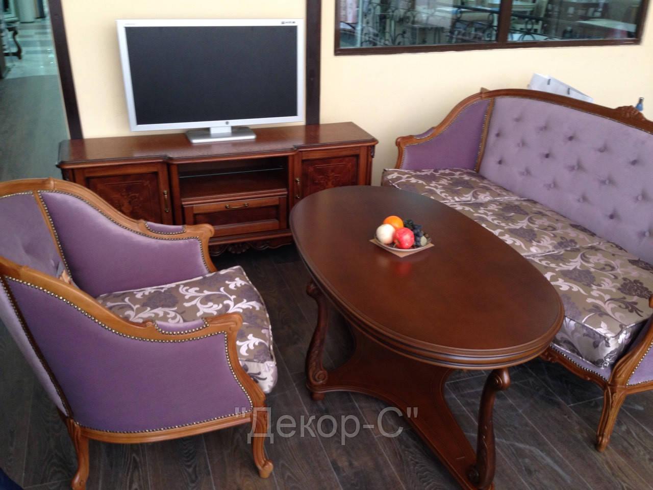 Комплект мяких меблів Діана Диван з-х місний і крісло