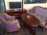 Комплект мяких меблів Діана Диван з-х місний і крісло, фото 1