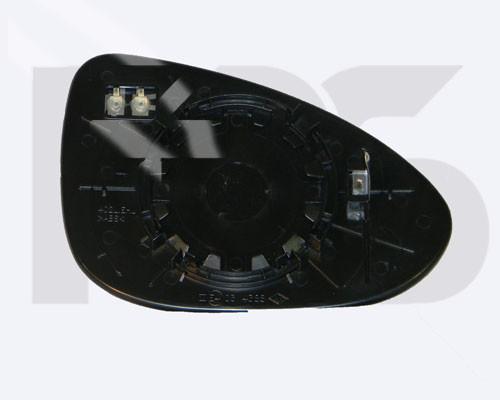chevrolet aveo седан (t300) элемент зеркала левый