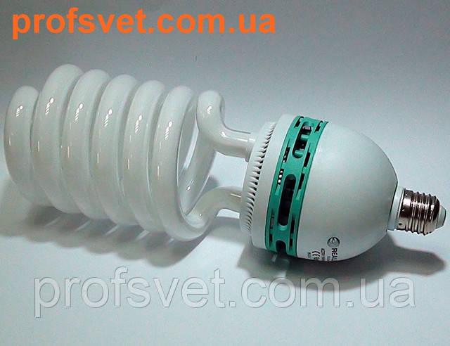 photo лампа 85-вт е-27 6400-к сберегающая realux profsvet.com.ua
