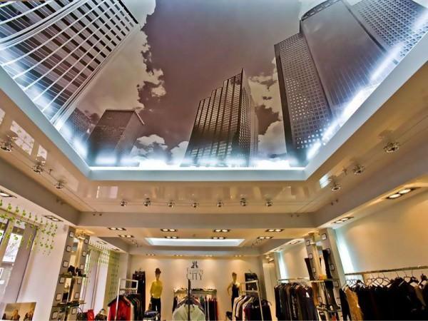 Как оптически сделать потолок выше или ниже? Сделаете это за выходные