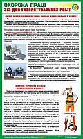 ЗІЗ для газорятувальних робіт. 0,6х1