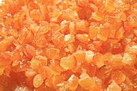 Зацукровані апельсинові кубики 3 х 3 мм Nappi