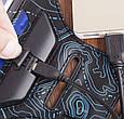 """Ультратонкий светодиодный наручный чехол с сенсорным экраном 4,7"""" ROMIX RH19-4.7BL, синий, фото 4"""