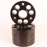 Алюминиевые колесные проставки Смарт (Smart) 3х112, Dia = 57,1, 35мм.