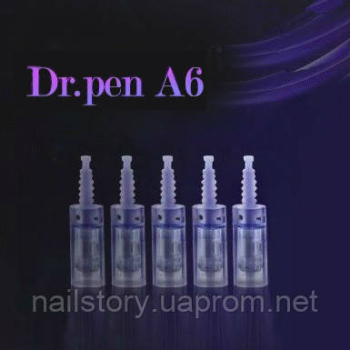Картридж для дермаштампа 12 игл Dr.Pen A6