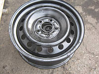 Диск колесный 16х6,5 5x114,4 Et 50 DIA 67 RENAULT DUSTER (производство КрКЗ) (арт. 245.3101015.27)