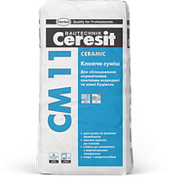 Смесь клеящая Ceresit СМ 11 Ceramic, 25 кг