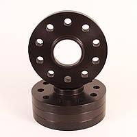 Алюминиевые колесные проставки  5х130,  Dia = 71,6, 20мм. (Audi, Porsche, Volkswagen)