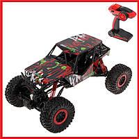 Машинка на радиоуправление Rock Crawler / Рок краулер  Big Feet 4WD