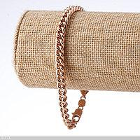 Браслет-цепочка Xuping Mir-11072 из ювелирной стали плетение косичка длина 21 см - Shoppingood в Харькове