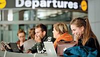 Wi–Fi реклама в аэропортах