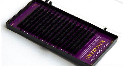 Ресницы для наращиванияNagaraku 16 линий J/ 0.05-9 мм , фото 2