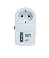GSM Розетка SOKOL-GS4 для управления питания котлов дистанционно