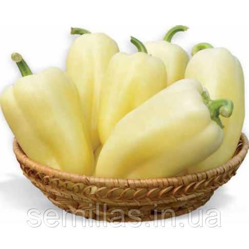 Семена перца Сноувайт F1 (Snowwhite F1), 100 сем., сладкого