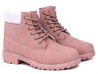 Мега стильные ботинки, зимние и тёплые