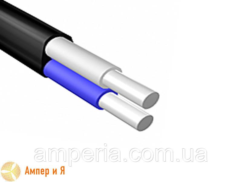 АВВГ-п 2х6, провод ГОСТ (ДСТУ)