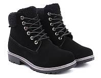 Ботинки Timberland, по доступной цене для стильных девушек  размер 38,39