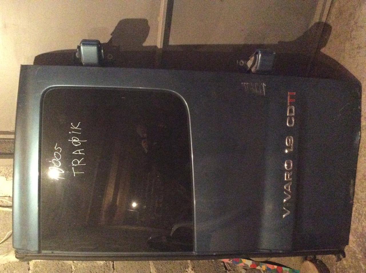 Дверь задняя правая Opel Vivaro Renault Trafic Nissan Primastar