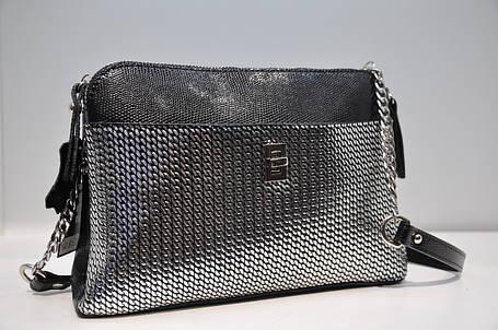 Женская кожаная сумка 1082 М, фото 2