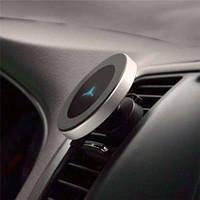 Беспроводная QI зарядка в автомобиль