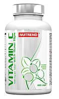 Витамины и минералы Nutrend - Vitamin C with rose hips 100 caps
