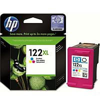 Картридж струйный HP для DJ 1050/2050/3050 HP №122XL Color  повышенной емкости