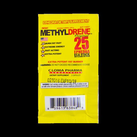 Cloma Pharma Methyldrene 2 caps