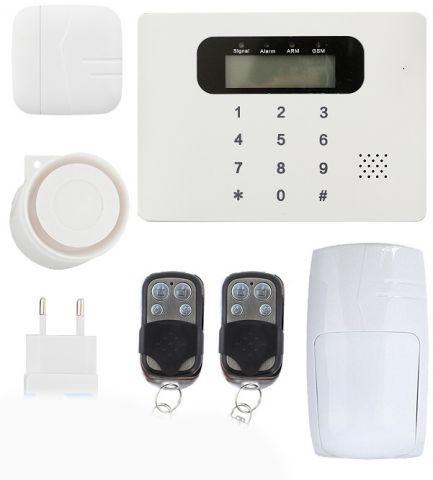 Комплект GSM сигнализации PoliceCam GSM 30С Prof