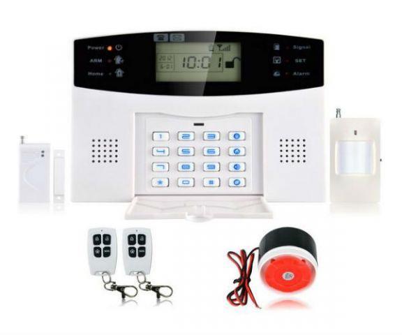 Комплект GSM сигнализации PoliceCam GSM 30A