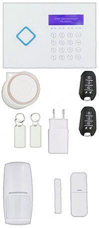 Комплект GSM сигнализации PoliceCam GSM 66А Base
