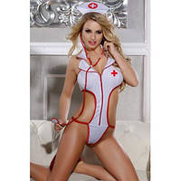 Эротический комплект медсестры, O/S