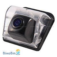 Камера заднего вида Gazer CC100-27C для Mazda 6 (GG) 2002-2007, CX-5 (KE) 2011, CX-7 (ER) 2006-2012, BMW (GY) 2002-2007