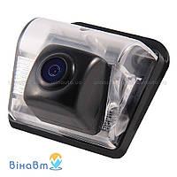 Камера заднего вида Gazer CC125-27C для Mazda 6 (GG) 2002-2007, CX-5 (KE) 2011, CX-7 (ER) 2006-2012, BMW (GY) 2002-2007