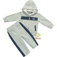 Спортивный костюм детский (серый) Mona Rosa