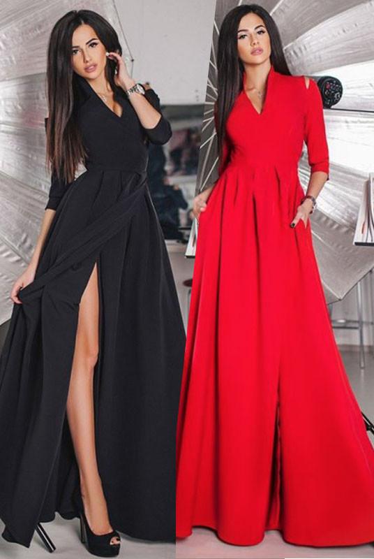 Длинное вечернее платье -Гарсия -