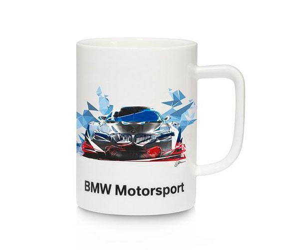 Оригинальная кружка BMW White (80232446454)