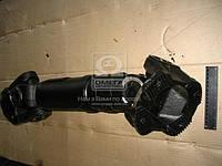 Вал карданный КАМАЗ 54105 моста среднего L=650 4 отверстия d=14 (производство Белкард) (арт. 54105-2205011-10), AIHZX