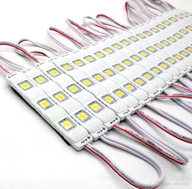 Светодиодные модули (Кластеры) 12V
