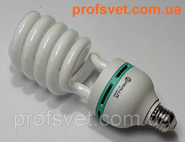 фото лампа энерго-сберегающая 55-вт е-27 6400-к profsvet.com.ua