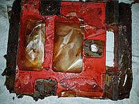 Плита (подошва) задней бабки 1К62-03-12