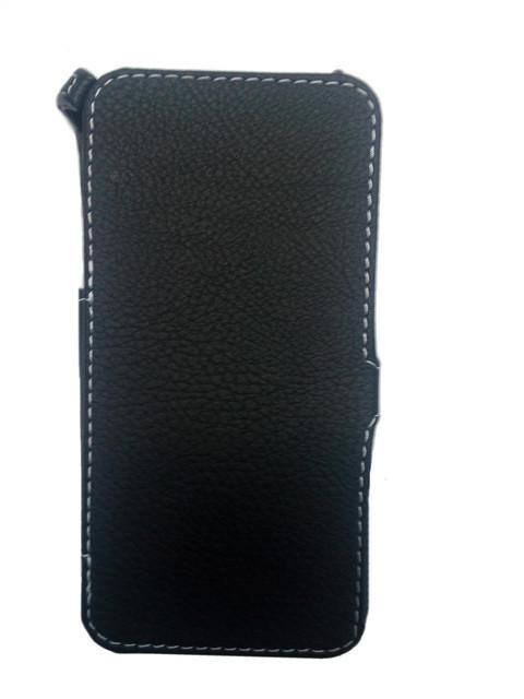 Чехол Status Book для Nomi i5032 EVO X2 Black Matte