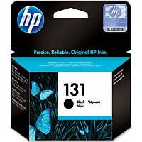 Картридж струйный HP для DJ 5743/6543 HP №131 Black