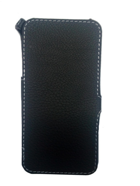 Чехол Status Book для Motorola Moto E (XT1762) Black Matte