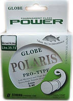 Леска рыболовная Globe Polaris, 0,18, длина 30м.